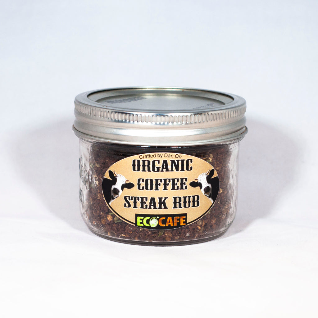 Organic Coffee Rub