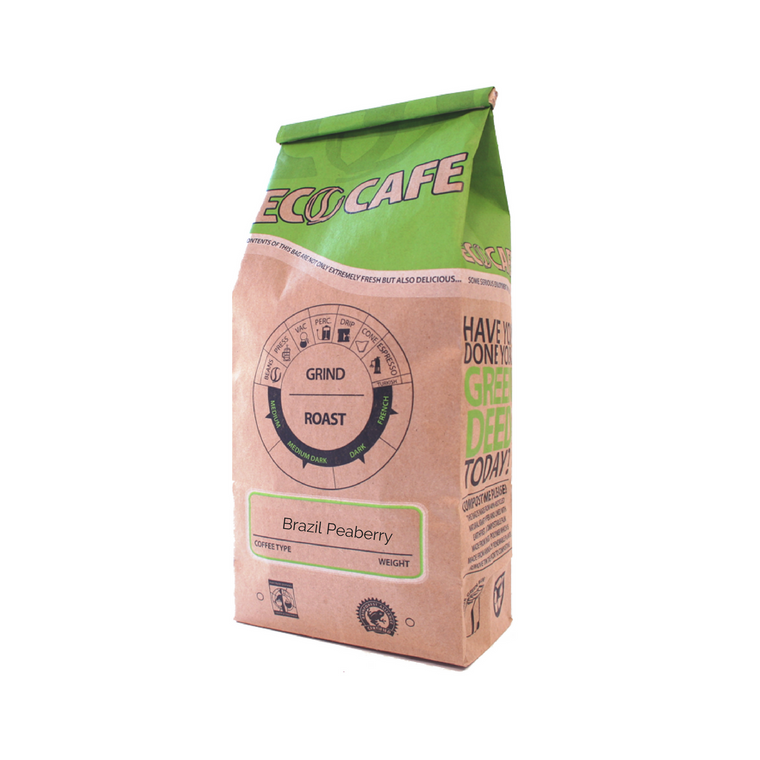 Brazil Peaberry 12oz (340g)