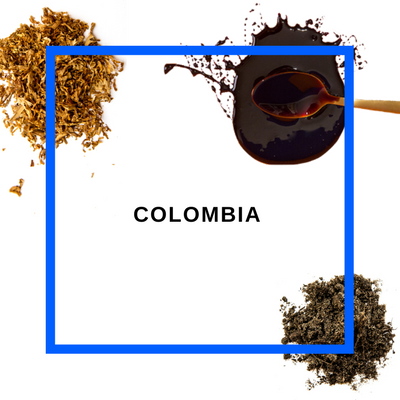 Colombia SWP Decaf 12oz (340g)