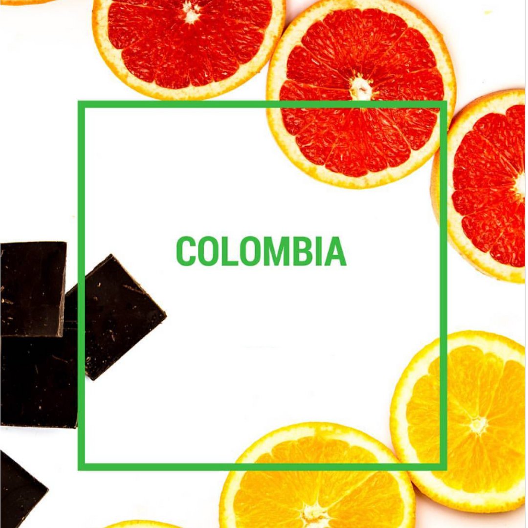Colombia Excelso - 1lb - Green Coffee