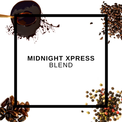 Midnight Xpress Blend 12oz (340g)