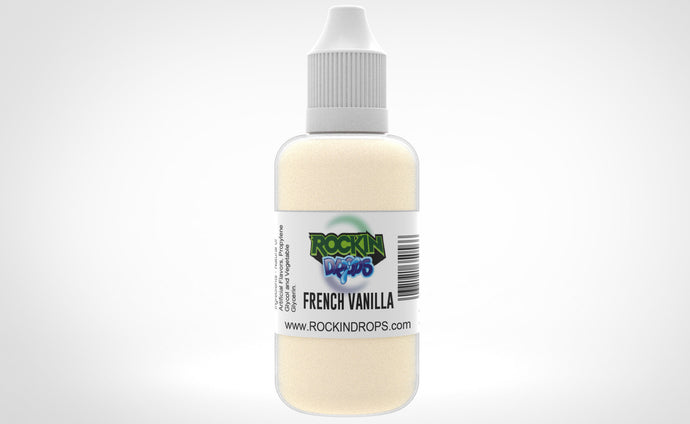 RockinDrops French Vanilla Food Flavoring