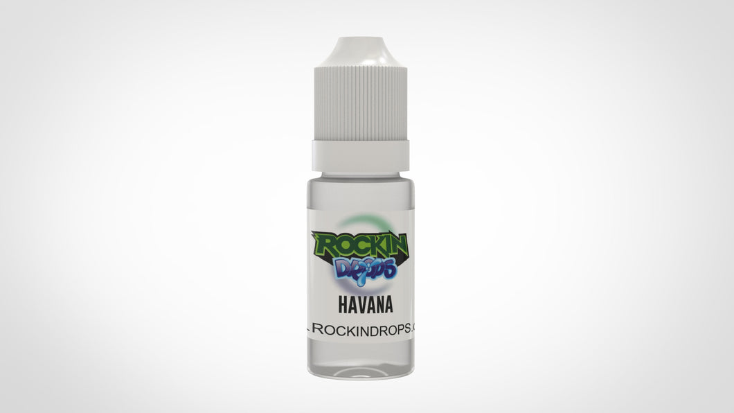 RockinDrops Havana Food Flavoring