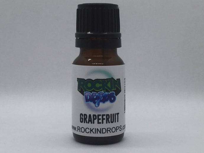 RockinDrops Grapefruit Essential Oil 10 mL Undiluted 100% Pure Therapeutic
