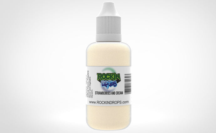 RockinDrops Strawberries And Cream Food Flavoring