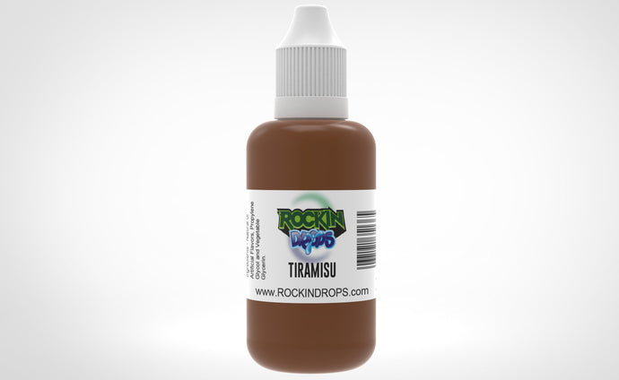 RockinDrops Tiramisu Food Flavoring