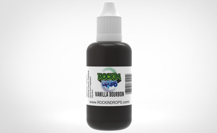 RockinDrops Vanilla Bourbon Food Flavoring