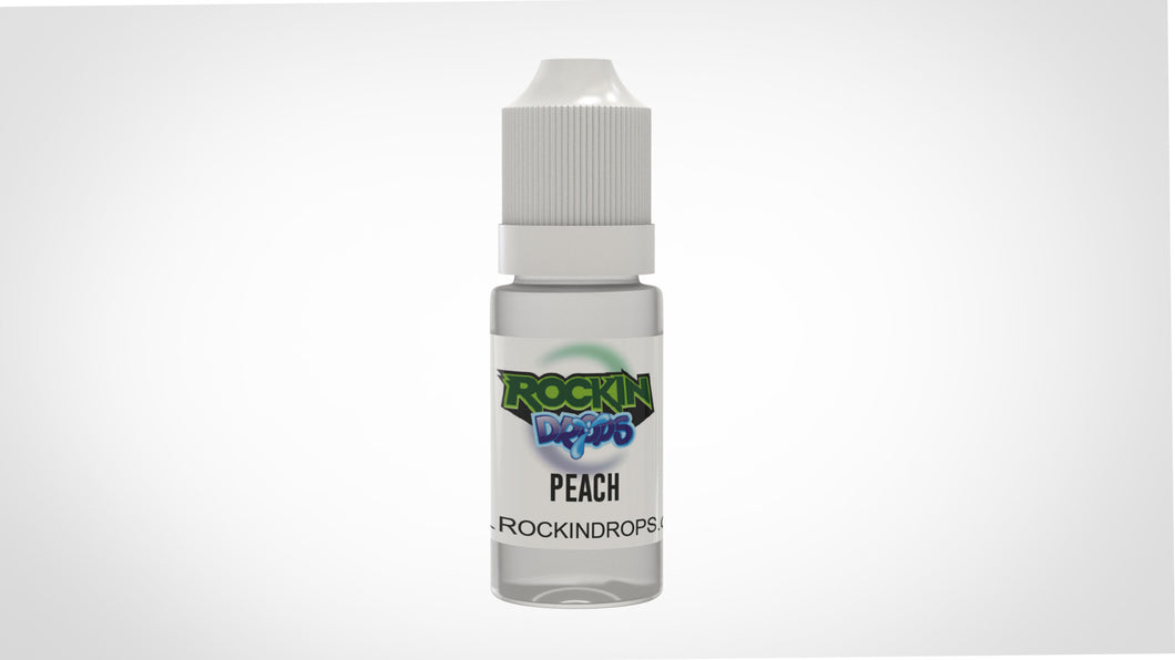 RockinDrops Peach Food Flavoring