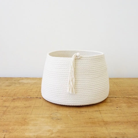 Tapered Cylinder Basket