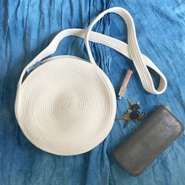 Perfect Circle Crossbody Bag