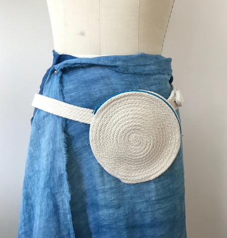 Perfect Circle Belt Bag
