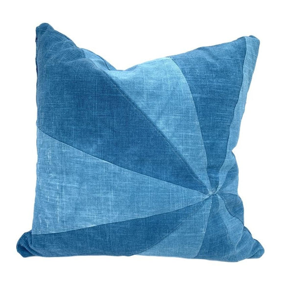 Rays Patchwork Pillow