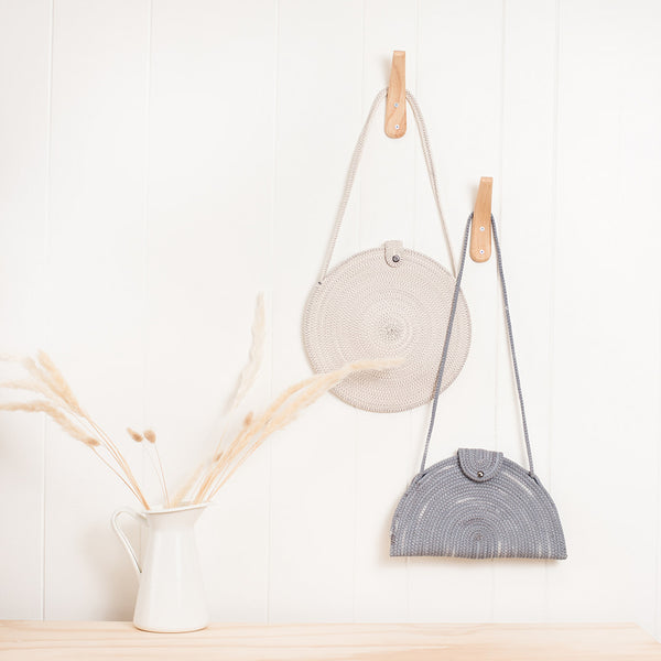 Half-Moon shoulder bag