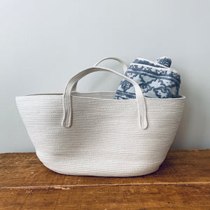 Sample Sale Beach Tote - Shoulder