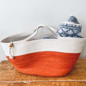 Sample Sale Beach Tote