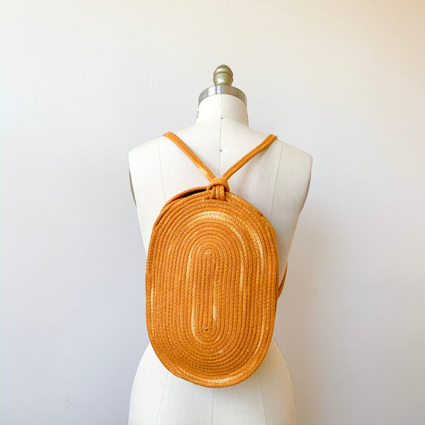 Oval Backpack
