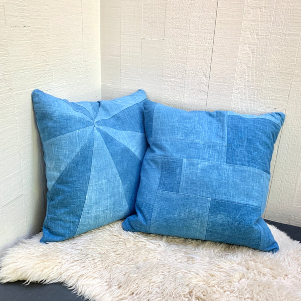 Balance Patchwork Pillow