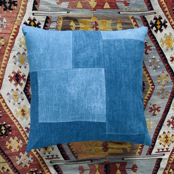 Stairs Patchwork Pillow
