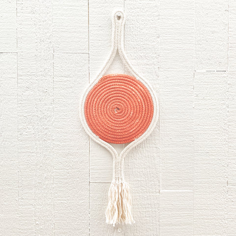 Single Evil-Eye Wall Hanging