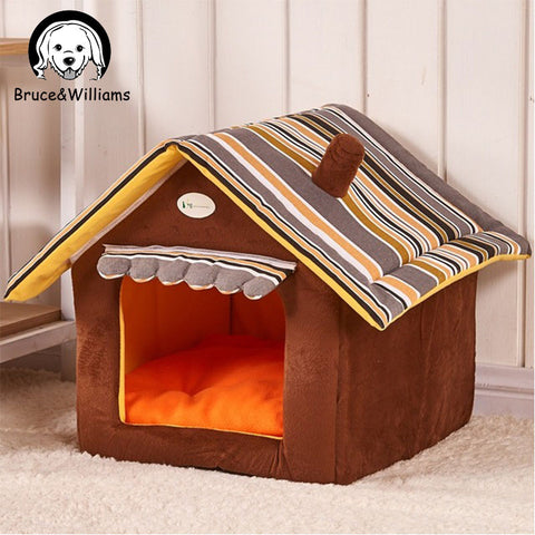 Bruce and Williams  Dog House