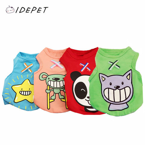 Cartoon Pet T-shirts