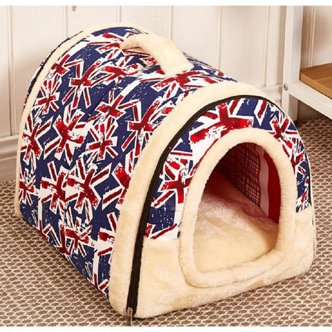 Multi-function Dog House with Mat