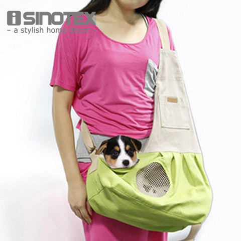 Single-Shoulder Bag for Dogs