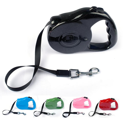 3M 5M Retractable Dog Leads