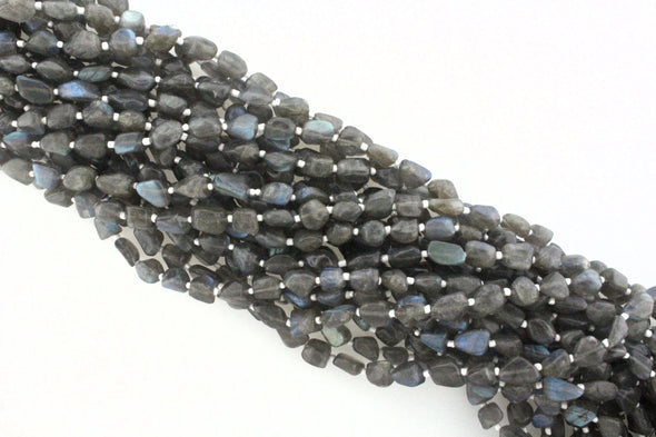 Labradorite 12x9mm Smooth Nuggets