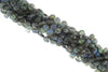 AA Dark Blue Labradorite 6mm Faceted Heart Shaped Briolettes