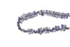 Blue Iolite 7x4mm Faceted Teardrop Briolettes