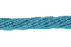 "Sleeping Beauty Turquoise 4mm Smooth Rondelles 13"" Bead Strand"