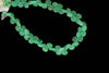 Apple Green Chrysoprase 7mm Faceted Heart Shaped Briolettes