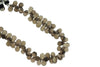 Brown Smoky Quartz 8x5mm Faceted Teardrop Briolettes