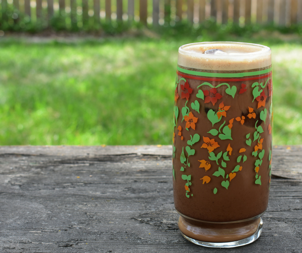 How to make Level Up Ice Coffee