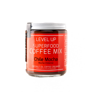 Level Up Superfood Coffee Mix - Chile Mocha