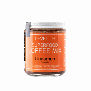 Level Up Superfood Coffee Mix - Cinnamon