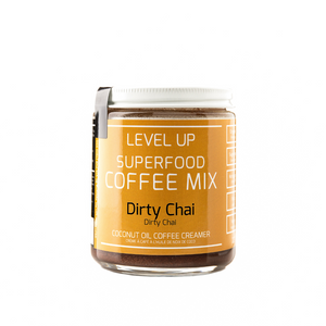 Level Up Superfood Coffee Mix - Dirty Chai
