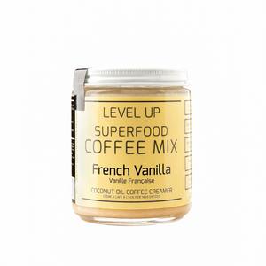 Level Up Superfood Coffee Mix - French Vanilla