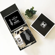 Just The Box - Ring Bearer Monogram Gift Box