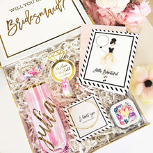 Party Girl Bridesmaids Gift Box