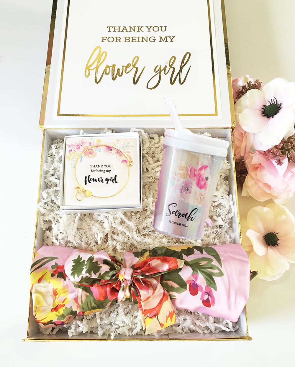 Precious Flower Girl Gift Box