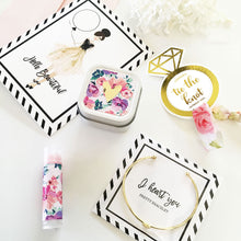 Gift Box Fillers - in Black & Gold and Floral sets