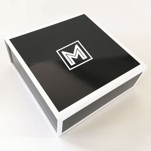 Groomsman Monogram Thank You Gift Boxes