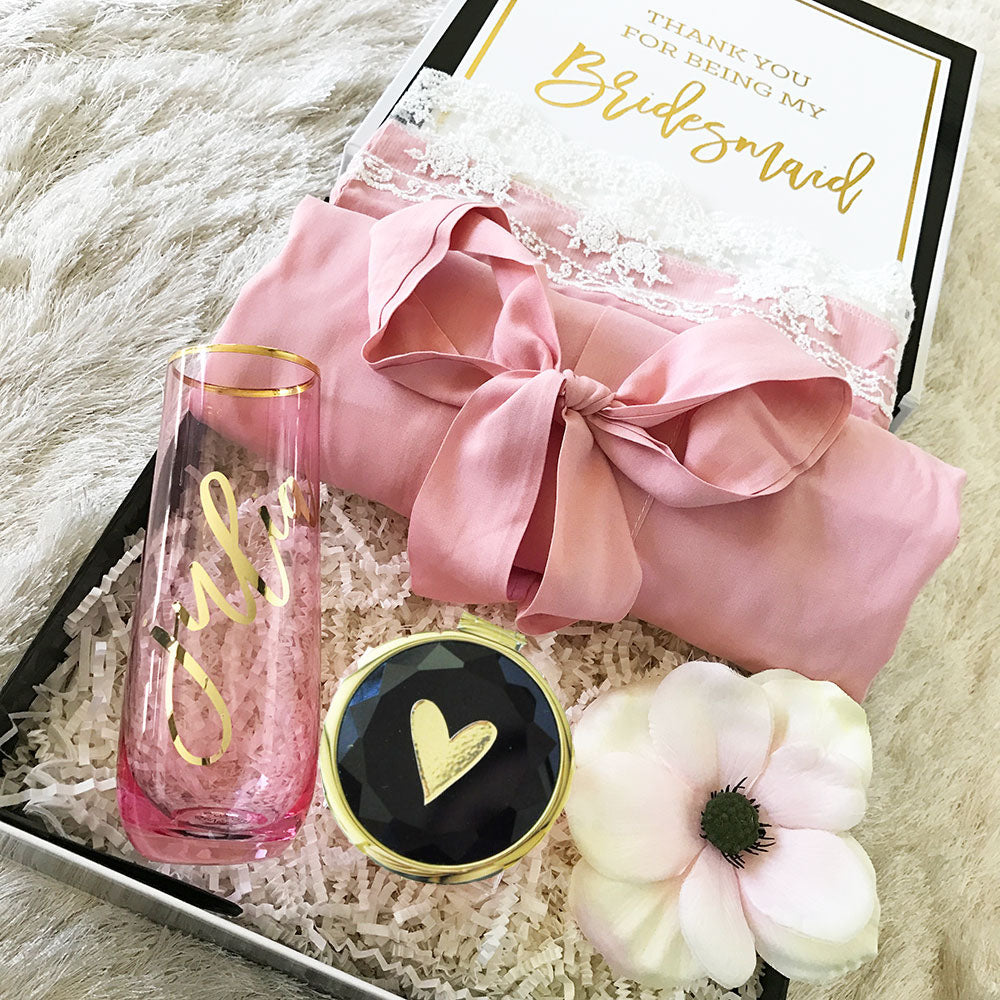 Love & Lace Bridesmaids Gift Box – Loved Ms.