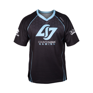 Counter Logic Gaming Player Jersey 2016