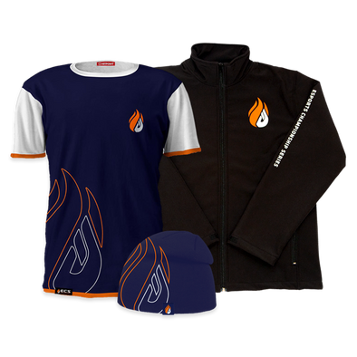 ECS Champion Beanie Bundle