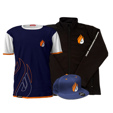 ECS Champion Snapback Bundle