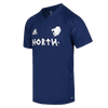 North Player Jersey 2017 - Navy - ECS Official Store