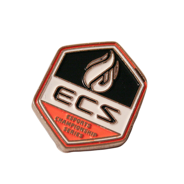 ECS Pin Badge